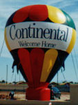 INSTANT EVENTS - Rent an Event from us. Giant 35ft. cold-air advertising balloons available.