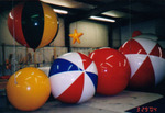 Advertising balloons - 4.5ft. - 8ft. in diameter. Prices from $109 - $339.00