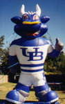 College Mascot Balloon - University Mascot