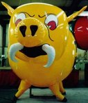 Custom Advertising Balloon-War Pig Inflatables